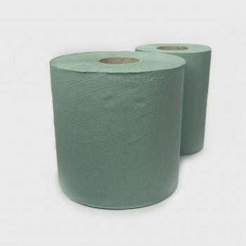 Ręcznik MEGA zielony z...