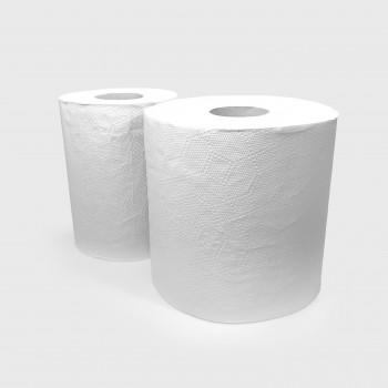 Ręcznik z makulatury biały...